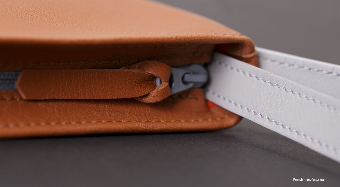 Luxury leather craftsmanship since 1932